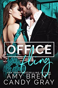 Office Fling: A Single Dad Baby Romance by [Brent, Amy]