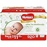 Branded Huggies Natural Care Baby Wipe Refill, Unscented...