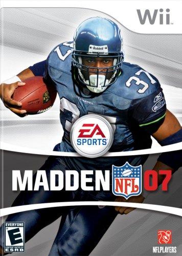 Madden NFL 07 - Nintendo Wii