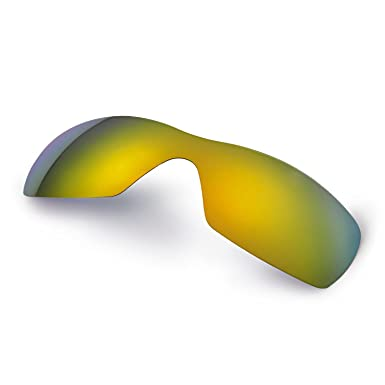 dad74ae036 Amazon.com  Walleva Replacement Lenses for Oakley Dart Sunglasses (24K Gold  - Polarized)  Shoes