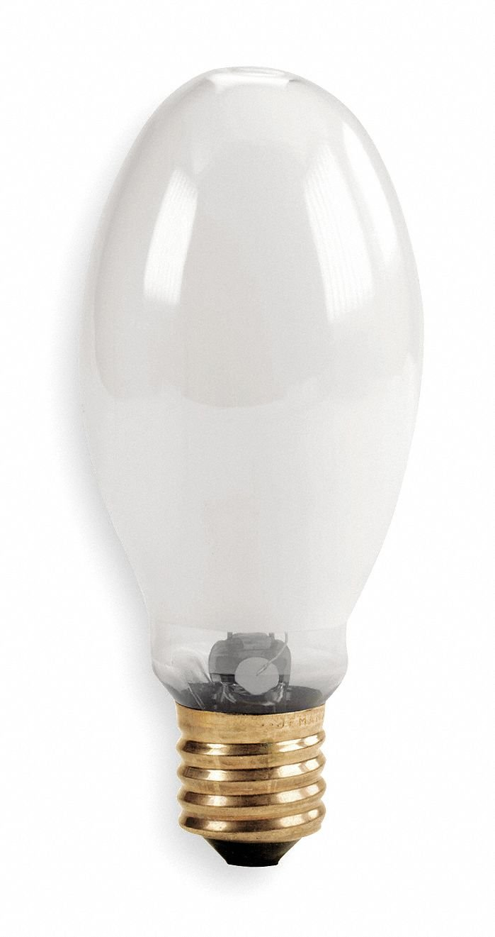 GE LIGHTING 175W, ED28 Mercury Vapor HID Light Bulb