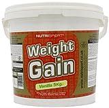 Nutrisport Weight Gain Vanilla 5000g