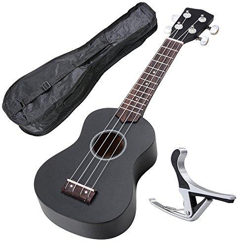 AW Ukulele Basswood Aluminum Instrument