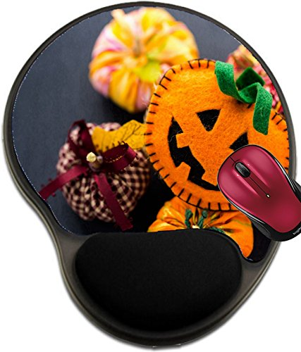 Liili Mousepad wrist protected Mouse Pads/Mat with wrist support design IMAGE ID 32595464 Handmade Halloween decorations from (Cuisine D'halloween)