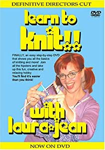Learn To Knit with Laura-Jean