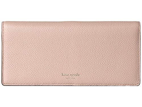 Kate Spade New York Women's Margaux Bifold Continental Wallet Pale Vellum One Size