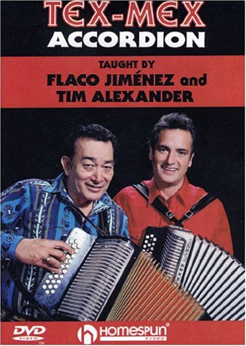 Tex-Mex Accordion by Homespun
