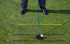 SKLZ Pro Rods Golf Trainer - 3-Rod Alignment Set from SKLZ