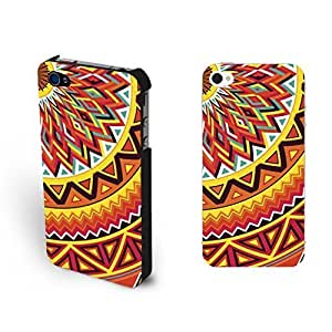 popular Fashion Aztec Tribal Print For Apple Iphone 4/4S Case Cover Vogue Unique Geometric Triangle Chevron Design Case Skin for For Apple Iphone 4/4S Case Cover s