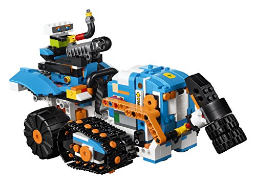 Buy LEGO Boost Creative Toolbox 17101 Building and Coding Kit (847 ...