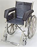 Alimed Wheelchair Armrest Cushions,Full Arm, 16''