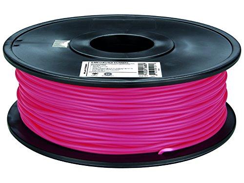 Velleman 1,75 mm Filament PLA pour imprimante 3D-Magenta