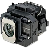 Epson ELPLP54 Replacement Lamp. REPLACEMENT LAMP S7 79 W7 S7 W7 WEX31 EX51 EX71 PJ-LMP. UHE