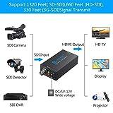 eSynic SDI to HDMI Converter Mini 3G SDI HDMI