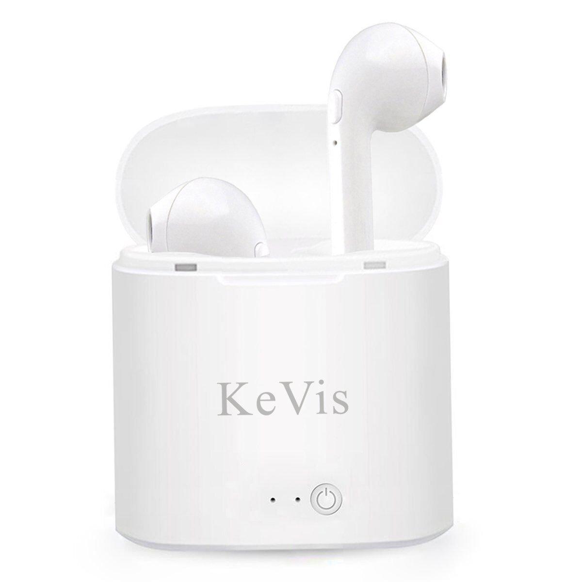 KeVis Auriculares Bluetooth inalámbricos con Bluetooth para Android e iOS: Amazon.es: Electrónica