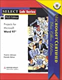 Projects for Microsoft Word 97, Toliver, Johnson, 0201455501
