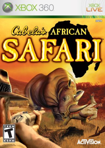 Cabelas African Safari - Xbox 360 for sale  Delivered anywhere in USA