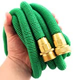 Newest 2017 50ft Expandable Garden Hose - Guaranteed by best available- ...