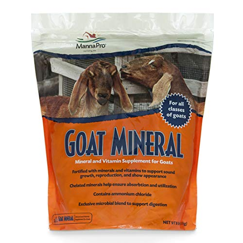 Manna Pro Goat Mineral