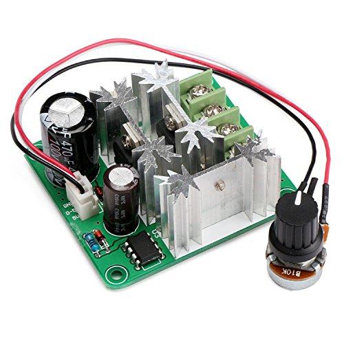 Drok Dc Motor Speed Control 6v 90v 15a 1000w 16khz Pwm