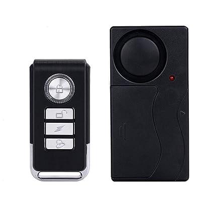 Dispositivo de Alarma Heaviesk Control Remoto inalámbrico ...