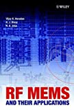 img - for RF MEMS and Their Applications book / textbook / text book