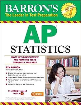 Martin Sternstein - Barron's Ap Statistics