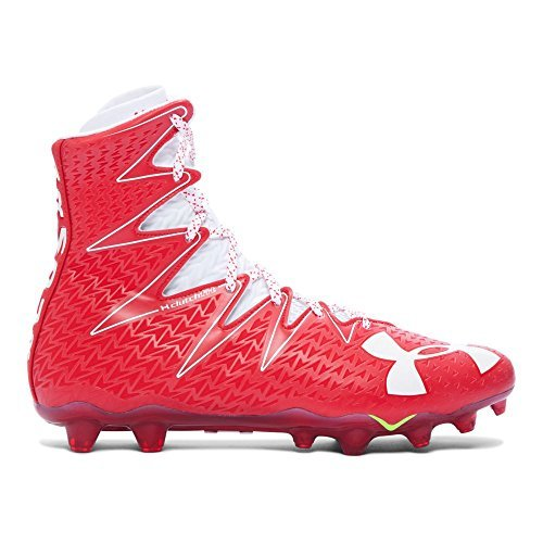 Under Armour Men's UA Highlight MC Football Cleats Red