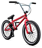 frame bmx - Mongoose Boys Legion L60 Bicycle, Red, One Size/20