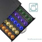 Navaris-Cassetto-Porta-Cialde-caffe-Contenitore-50x-Capsule-ESE-o-ca-38mm-Nespresso-Lavazza-Bialetti-Portacialde-Macchina-Espresso-Box-Nero