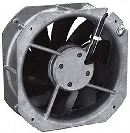 Ventilador AXIAL 225 x 80 mm bola 115 VAC: Amazon.es