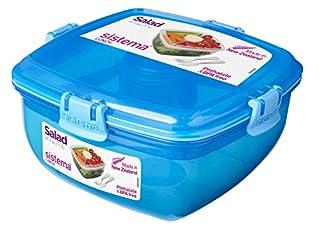 Sistema Klip It 37-Ounce Salad to Go Container (B0057WDIO6) | Amazon price tracker / tracking, Amazon price history charts, Amazon price watches, Amazon price drop alerts