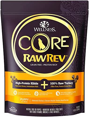 Dog Food: Wellness CORE RawRev