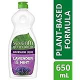 Seventh Generation Dishwashing Liquid Lavender Flower & Mint 650ml