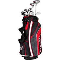 Callaway Strata Tour Juego Completo de Golf para Hombre (16 Piezas)