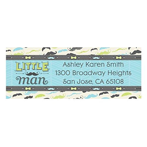 1st Birthday Address Labels - 5