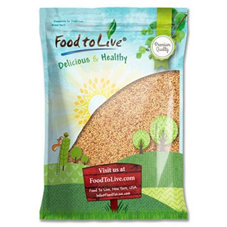 Fenugreek Seeds by Food to Live (Methi, Kosher, Bulk) — 5 Pounds
