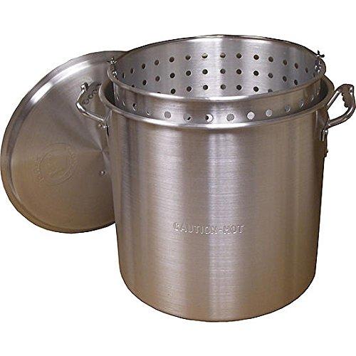 King Kooker 100 Qt. Aluminum Boiling Pot by King Kooker