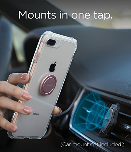 huge selection of 32d2f 0bf93 Spigen Style Ring 360 Cell Phone Ring/Phone Grip/Stand/Holder ...