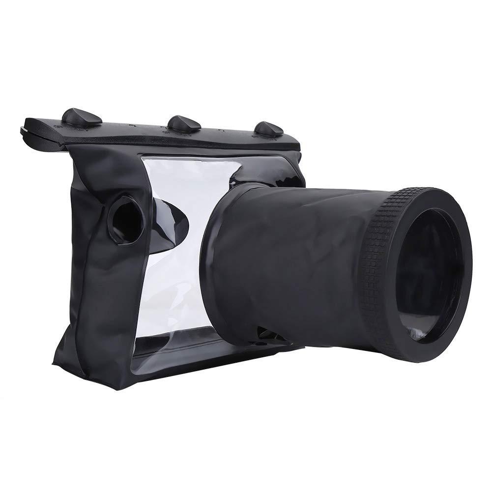 Bewinner Bolsa de Carcasa Impermeable de cámara Negra ...