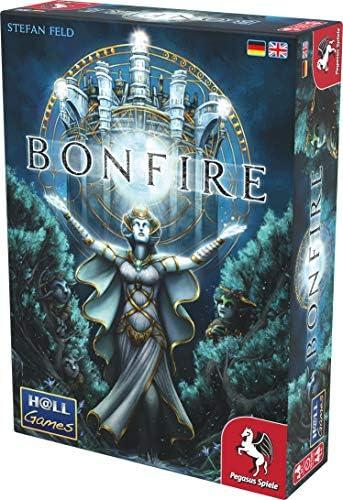 Pegasus Spiele 55141G Bonfire (Hall Games)