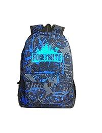 Fortnite Backpack School Bags for Boys Girls Laptop Bagpack Satchel