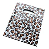 """100 Plastic Retail Store Gift Shopping Bags 14X17"""" P"""