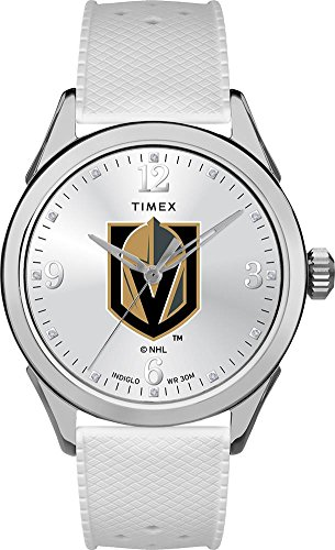 Timex Vegas Golden Knights Ladies Silcone Athena - Watch Steel Knights Ladies Sport