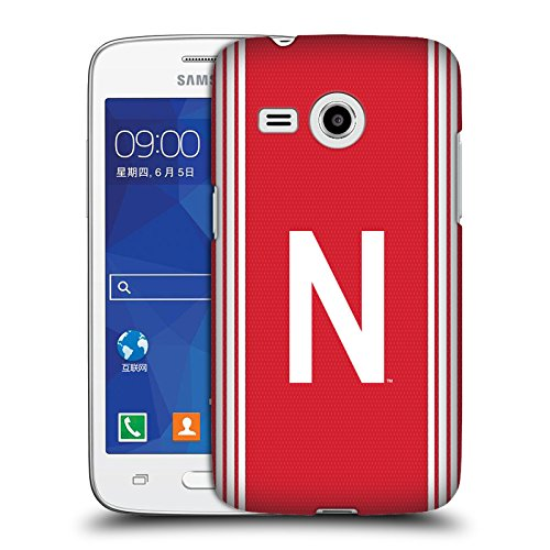 Official University Of Nebraska-Lincoln UNL Football Jersey Hard Back Case for Samsung Galaxy Core Mini