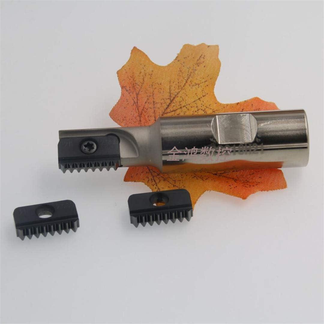 21N/21E 1.0/1.5/2.0/2.5ISO Internal Thread/External Thread Thread Milling Cutter Blade/CNC Carbide Insert 21N1.5ISO 21n2.5iso