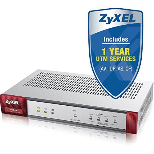 (ZyXEL Communications USG40 Next Generation USG 40)