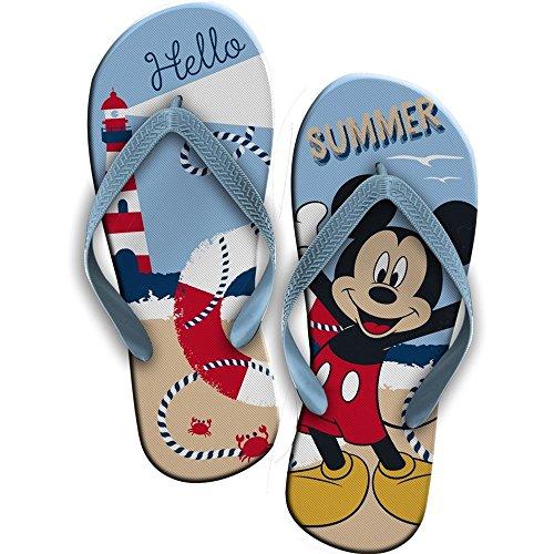Mickey 25 Ciabatte Mouse Disney 50592 Al Spiaggia Mare Topolino Infradito Dal 34 p7qCwnZFx