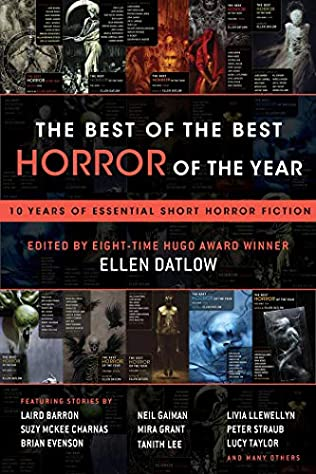 The Best Horror Of The Year Volume 10 Best Horror Of The Year Book