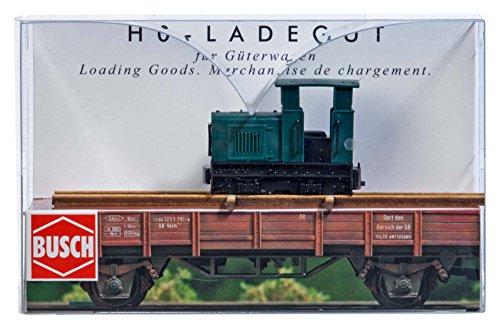 Busch 1686 Narrow Gauge Loco Load HO Scenery Scale Model Scenery